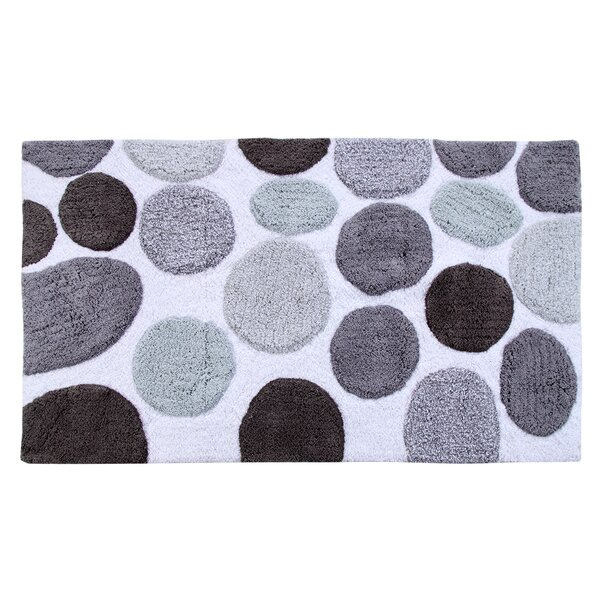 Yarger 100% Soft Cotton Bath Rug by Brayden Studio